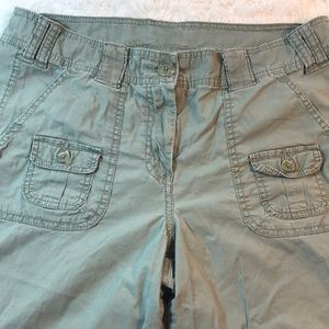 Style&co. Great pair of capri size 10